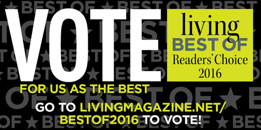 Living Magazine: Vote For Us 2016