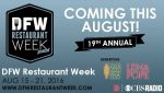Restaurant Week 2016